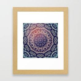 Kollide Framed Art Print