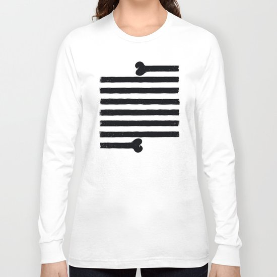 (Very) Long Bone Long Sleeve T-shirt
