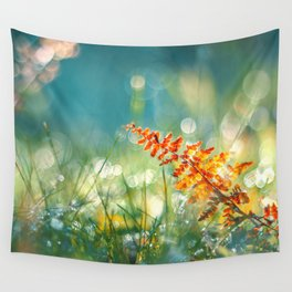 Autumn Memories Wall Tapestry