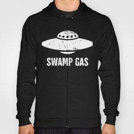 Funny Alien UFO - Swamp Gas Hoody
