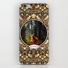 The Strawberry Thief iPhone & iPod Skin