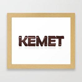 Kemet 1 Framed Art Print