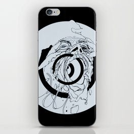 Freak Out iPhone Skin