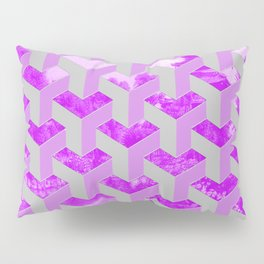 Patern over palace in Kyoto Pillow Sham