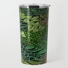 Leaf Cluster Travel Mug