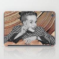desert iPad Cases featuring Desert by Mrs Araneae