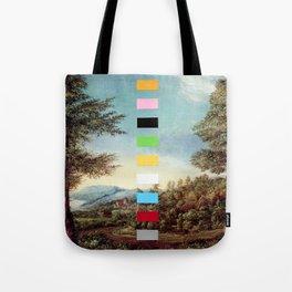 Danube Landscape Tote Bag