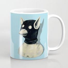 Bandit Hat Coffee Mug