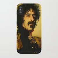 zappa iPhone & iPod Cases featuring Frank Zappa - replaceface by replaceface