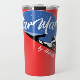 StarMan by Humans Travel Mug
