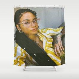 Kehlani 26 Shower Curtain