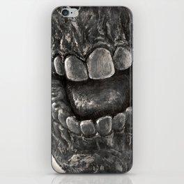 Teeth iPhone Skin