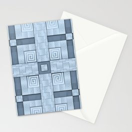 Resolve - A Greek Inspired Seamless Design Stationery Cards