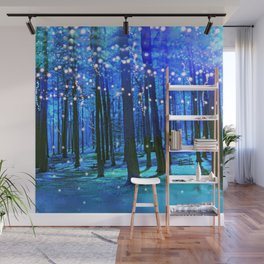 magical forest Wall Mural