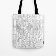 Robot People   (A7 B0019) Tote Bag