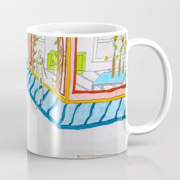 At the corner Coffee Mug