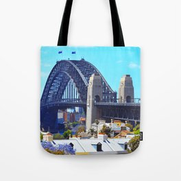 Sydney in Spring Tote Bag