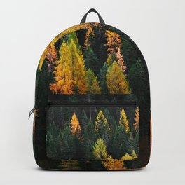 Autumn Lines (Nature Photography) Backpack