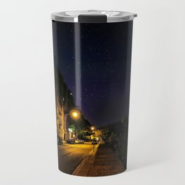 Starry Night in the Heights Travel Mug