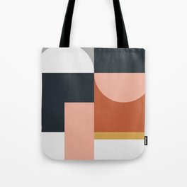 Abstract Geometric 09 Tote Bag