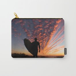 Surfer's Sky Carry-All Pouch