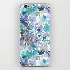 Local Color Blue Mint iPhone & iPod Skin