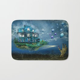 A journey with the wind Bath Mat