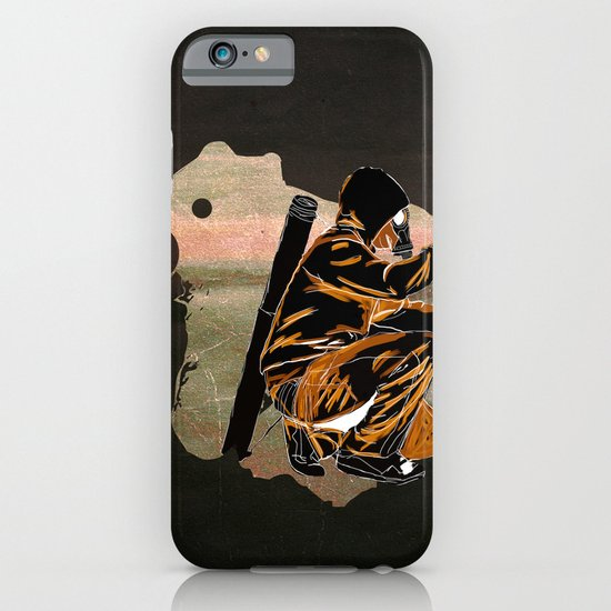 My Dexterous Shadow iPhone & iPod Case