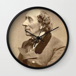 Hans Christian Andesen Wall Clock