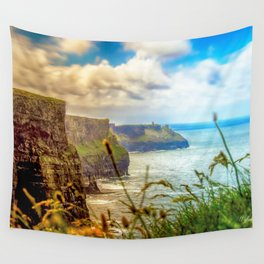 Cliffs of Moher (2) Wall Tapestry