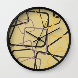 Mid Century 2020 Wall Clock
