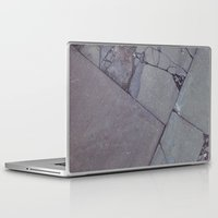 rocky Laptop & iPad Skins featuring rocky by Amanda Stockwell