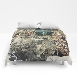 Forest Lake Dreams Comforters