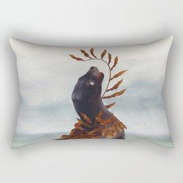 Cold Shore Rectangular Pillow