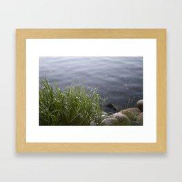 Summer Skin Framed Art Print
