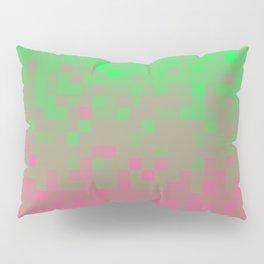 Pixel color Pillow Sham