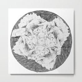 Follow the bear Metal Print