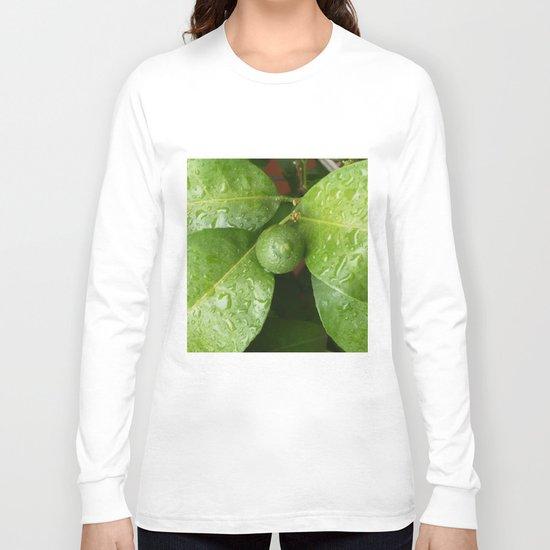 Lemon Birth Long Sleeve T-shirt