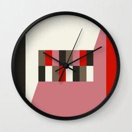 Poligonal 176 Wall Clock