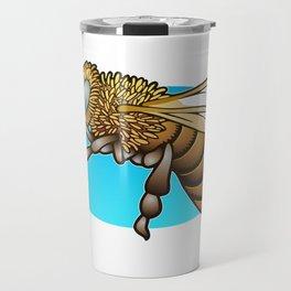 Zzoe, my favorite bee Travel Mug