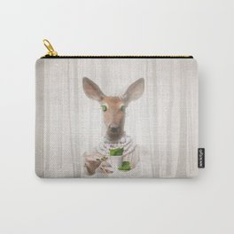 Would you like a cup of tea, my deer ?  Carry-All Pouch