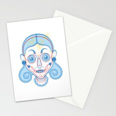 A Rare Girl Stationery Cards