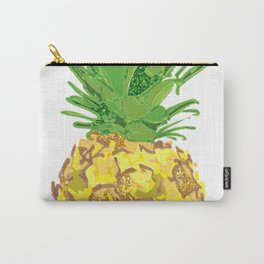 Statement Pineapple Carry-All Pouch