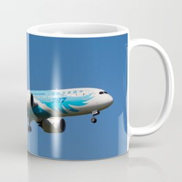 China Southern Airlines Boeing 787 Coffee Mug