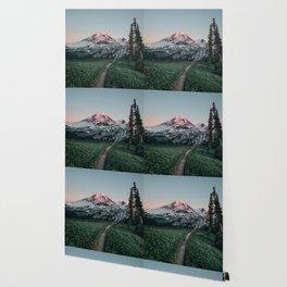 Mt. Baker Sunset Wallpaper