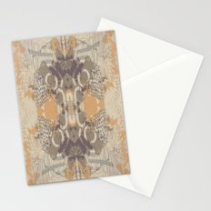 Tribal Wings Stationery Cards