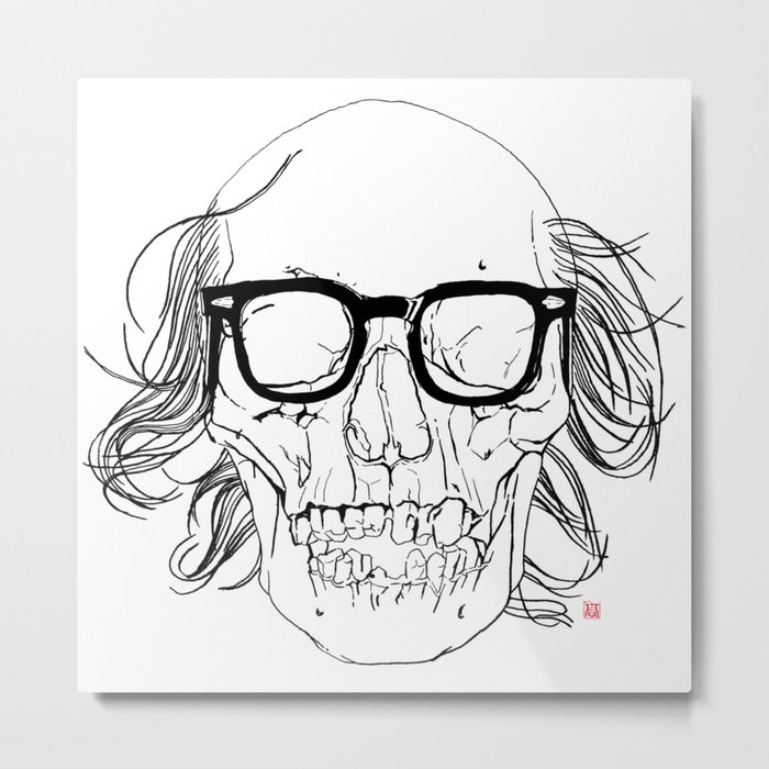 My best friend, Death Metal Print