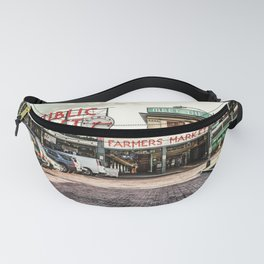 Seattle Pike Place Market Fanny Pack