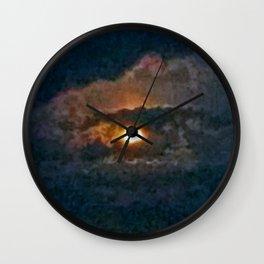 Harvest Moon 2 Wall Clock