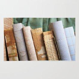 Vintage Suitcase - Textures Rug